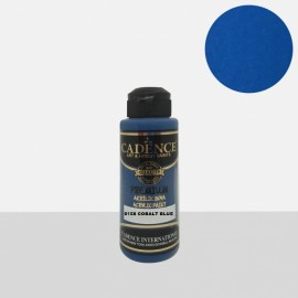 Acrylic Paint 120ml Cobalt blue