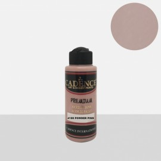 Ακρυλικό χρώμα 120ml Powder pink 4100