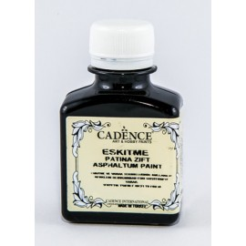 Asphaltum patina paint - 100ML