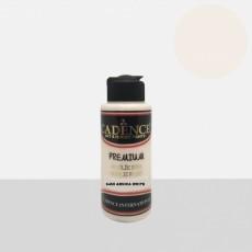 Ακρυλικό χρώμα 120ml Arnica white 6450