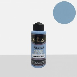 Acrylic Paint 120ml Dark Sky Blue