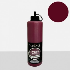 Hybrid acrylic Cherry 500ML
