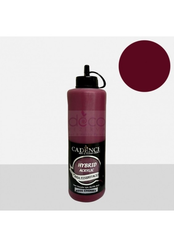 Hybrid acrylic Cherry 500ML