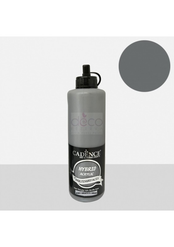 Hybrid acrylic Graffiti gray 500ML