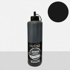 Hybrid acrylic Black 500ML