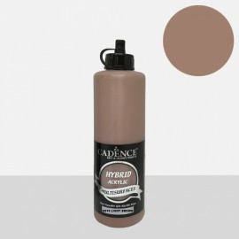 Hybrid acrylic Light brown 500ML