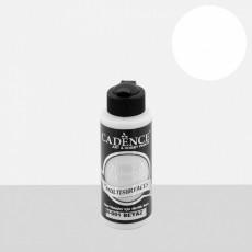 Υβριδικό ακρυλικό White 120ML H001
