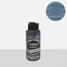 Hybrid metallic paint Sapphire