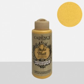 Style Matt Sun Flower 120 ml