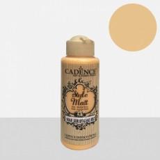 Style Matt Pale Apricot 120 ml