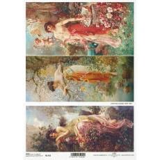 Ριζόχαρτο ITD Collection, 21x29cm R1702