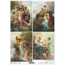 Ριζόχαρτο ITD Collection, 21x29cm R1703