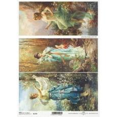 Ριζόχαρτο ITD Collection, 21x29cm R1704