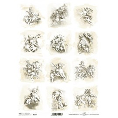 Ριζόχαρτο ITD Collection, 21x29cm R1694