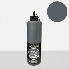 Υβριδικό ακρυλικό Antracite black 500ML H091