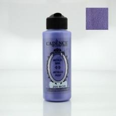 Μεταλλικό χρώμα 120ml Purple