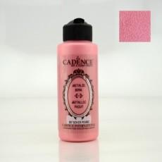 Μεταλλικό χρώμα 120ml Sugar pink