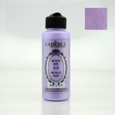 Μεταλλικό χρώμα 120ml Lilac