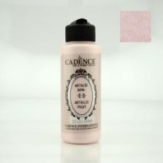 Μεταλλικό χρώμα 120ml Light pink