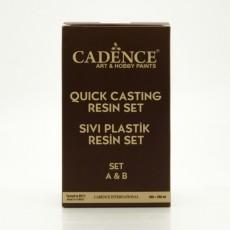 Quick casting resin set 250+250 ml