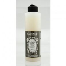 Βερνίκι νερού ultimate glaze matt 250 ml
