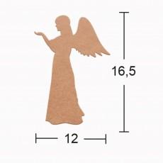 Πάνελ αγγελάκι 16,5Χ12 εκ.